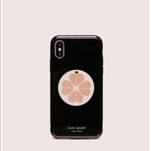 spade swivel mirror iphone xr case